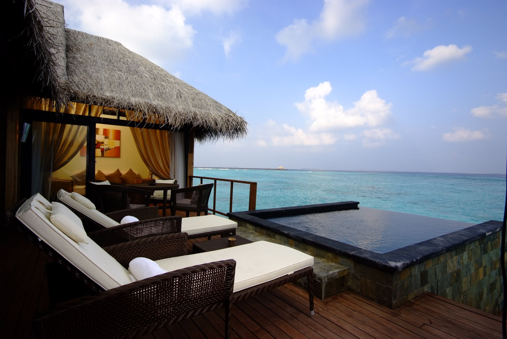 Iruveli A Serene Beach House in Maldives | Architecture ...