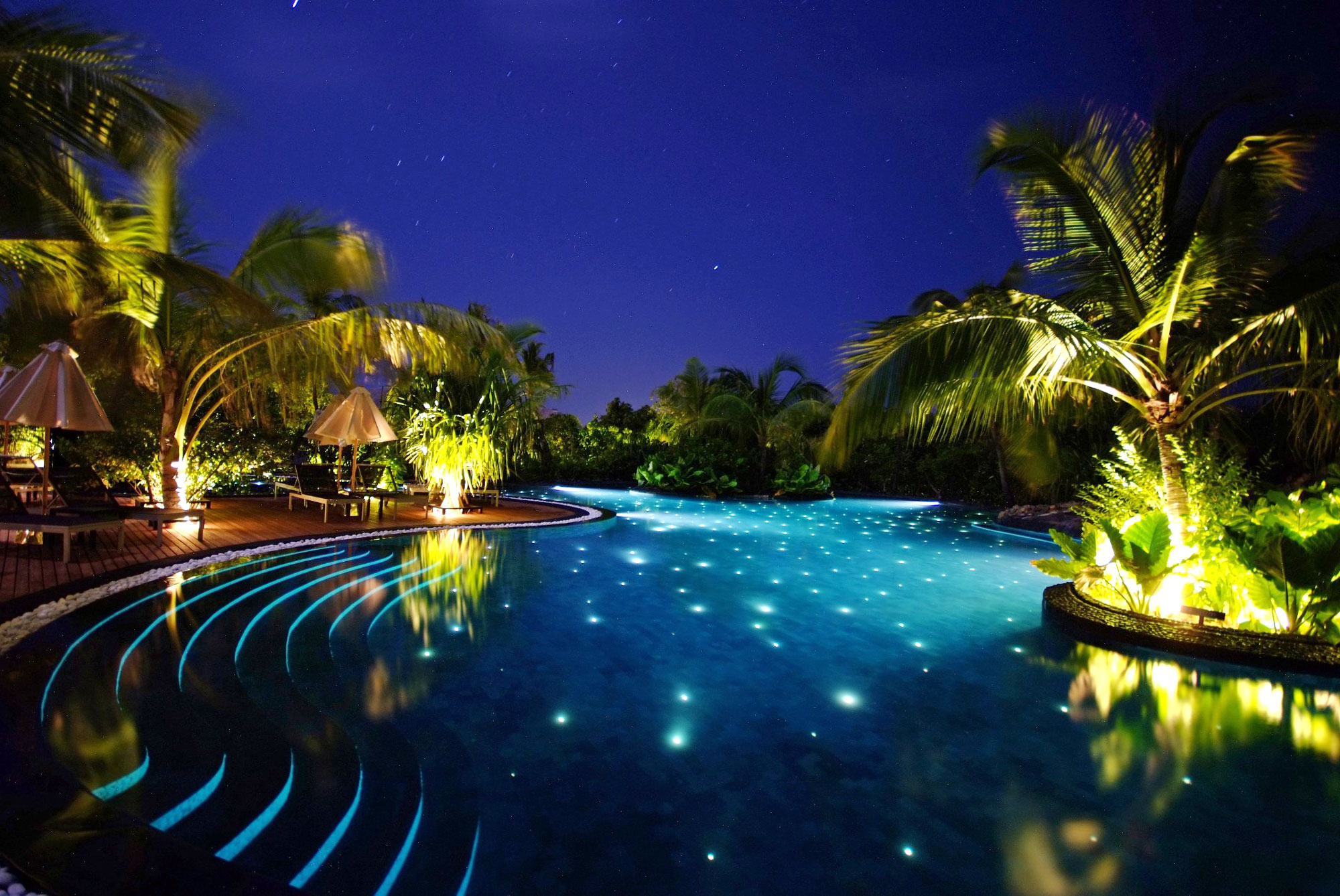 beach house pool iruveli a serene house in maldives architecture 315
