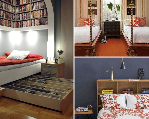 40 Brilliant Ideas For Your Bedroom Amazing Cool Ideas For Your Bedroom