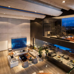 Casa CH is a Stunning Residence in Mexico