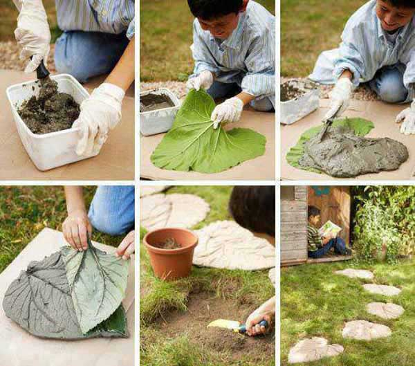 Cool-DIY-Stepping-Stone-17