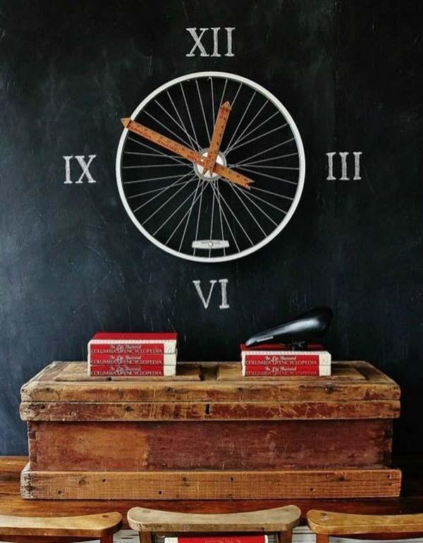 DIY-Crafts-from-Bike-Wheels-08