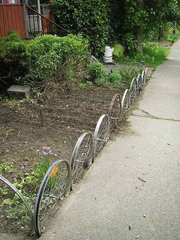 DIY-Crafts-from-Bike-Wheels-16