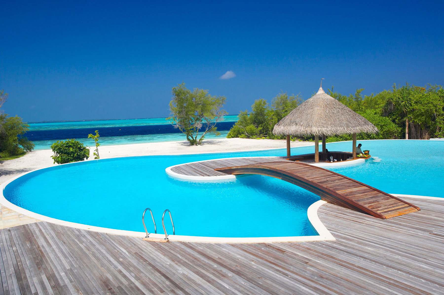 Island Hideaway at Dhonakulhi Maldives Spa Resort