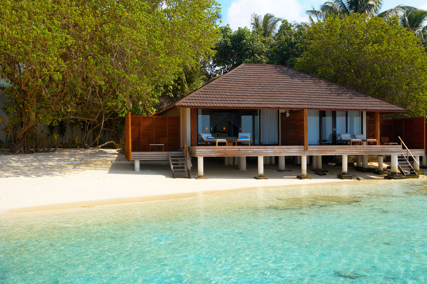 Lily Beach Resort Amp Spa In Maldives Architecture Amp Design