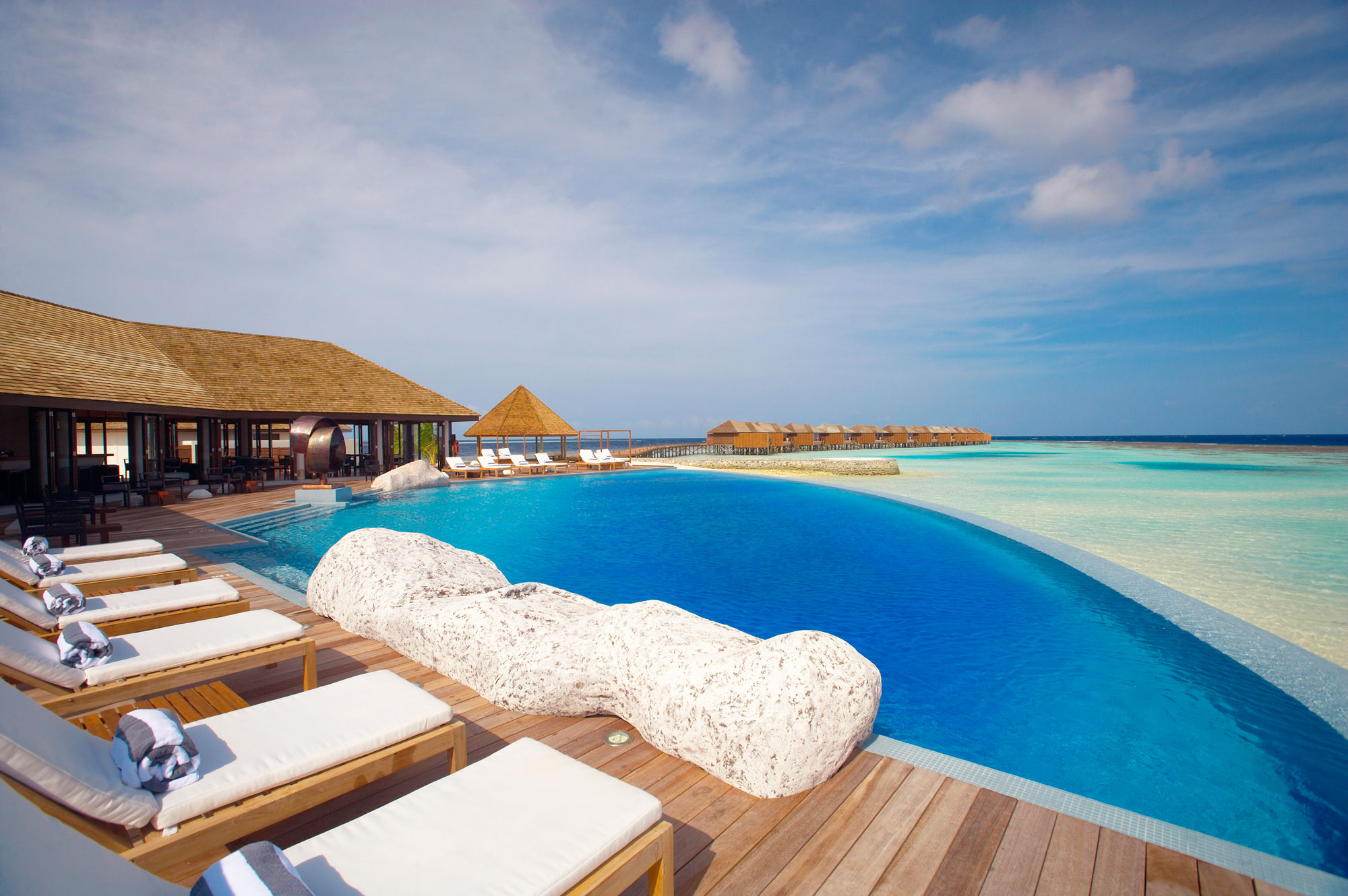 Lily Beach Resort & Spa In Maldives