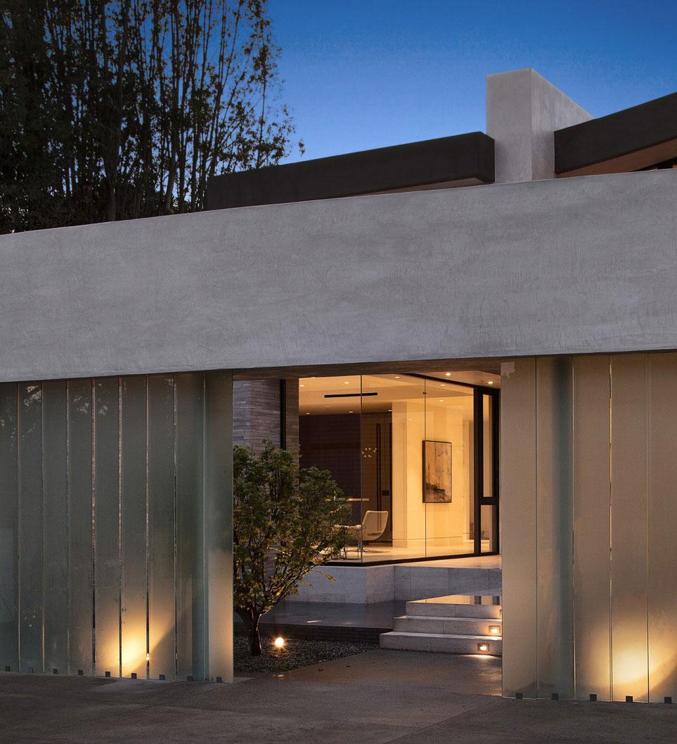 Home Design Gate Ideas: San Vicente By McClean Design In California, USA