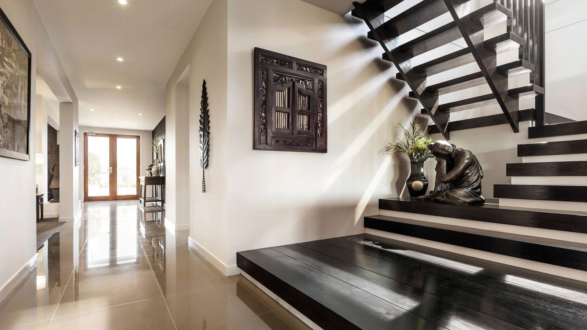 Sorrento by carlisle homes in australia architecture - Escalera madera ...