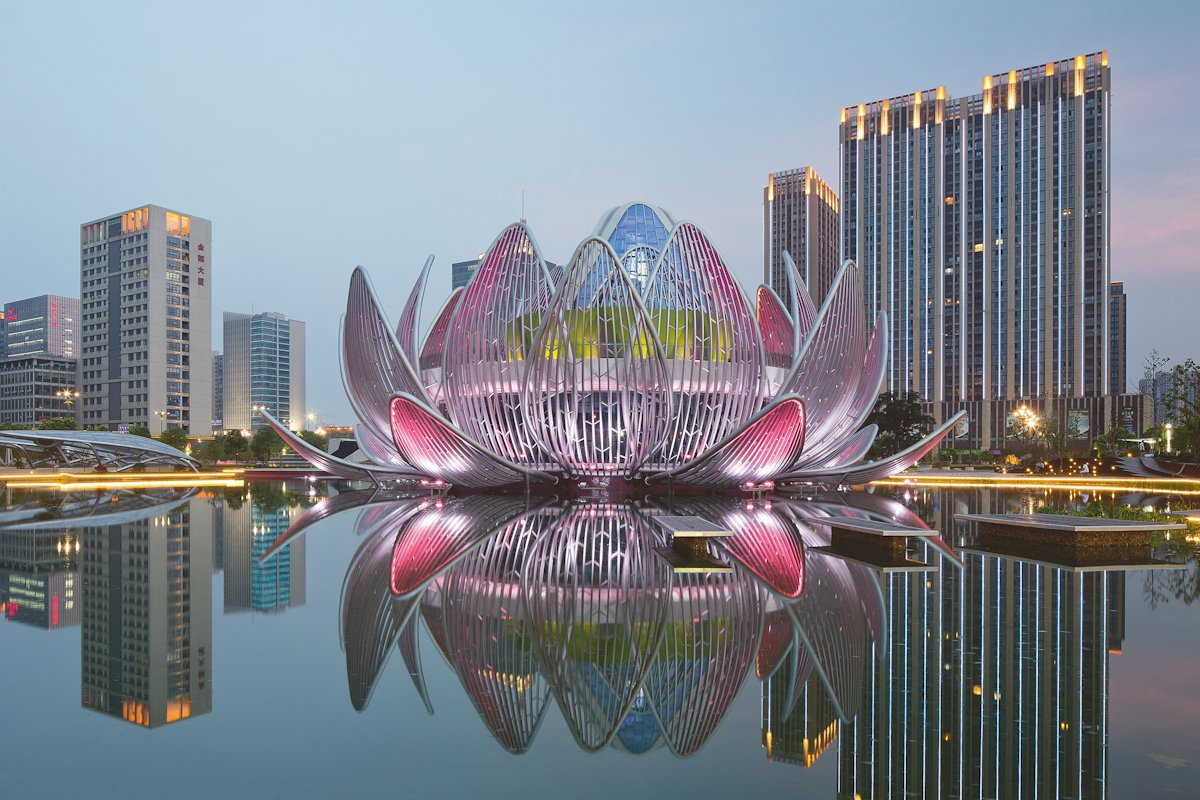 The Lotus Building 00