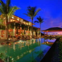 Spectacular Sea View Villa On A Gentle Hillside In Kamala, Phuket
