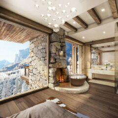 Exclusive Getaway in Switzerland: 51 Degrees Thermal Resort