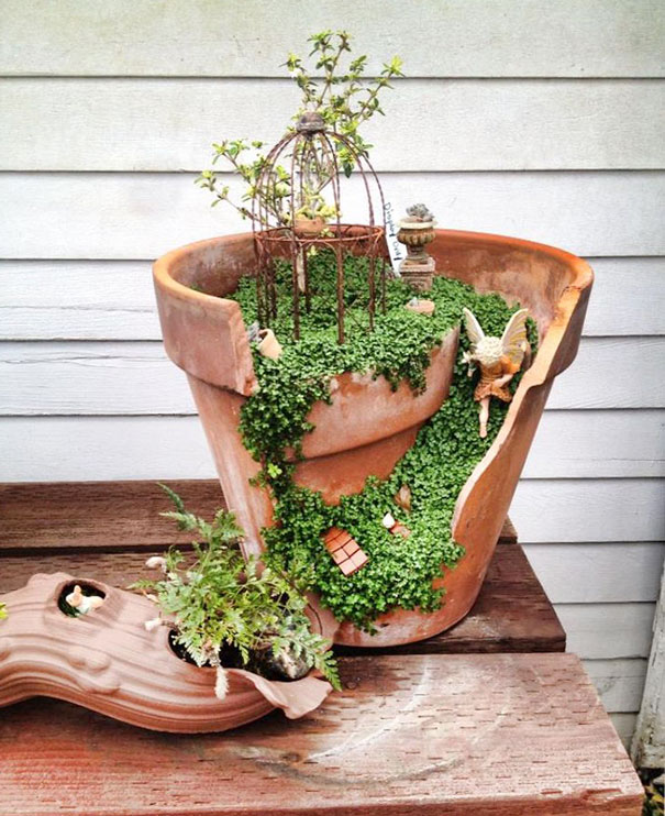 broken-pot-fairy-garden-5