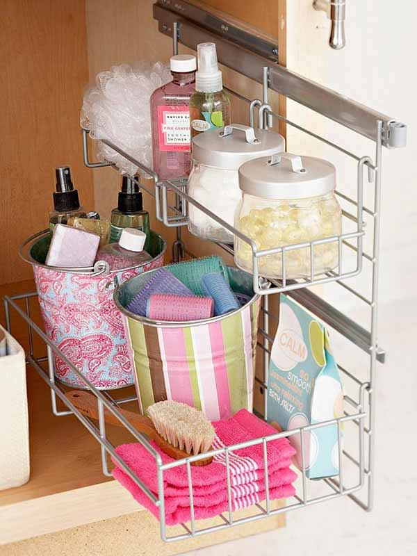 30 Brilliant Diy Bathroom Storage Ideas Architecture