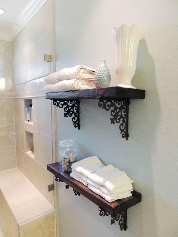 Small Bathroom Storage Cabinet Diy