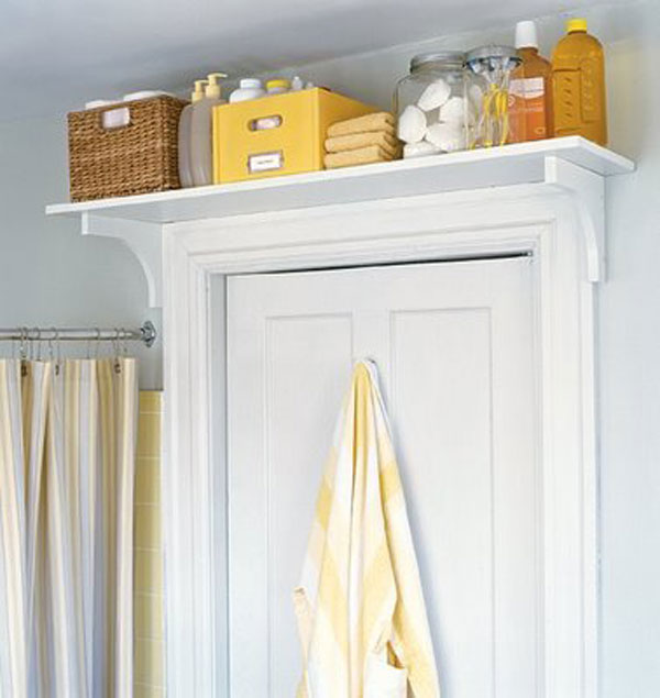 Bathroom Rack Ideas