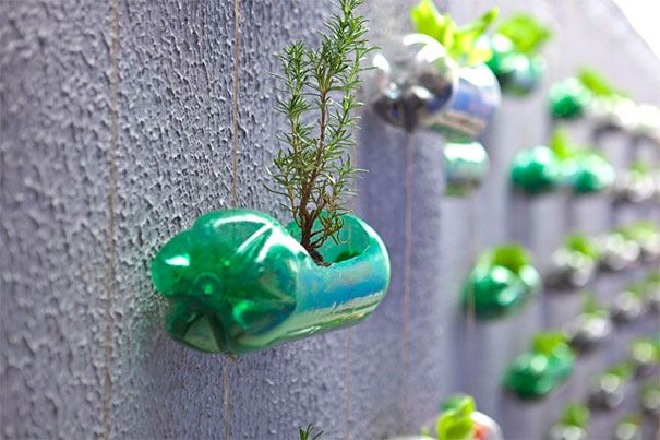 20 Creative Ways To Reuse Old Plastic Bottles Architecture Amp Design
