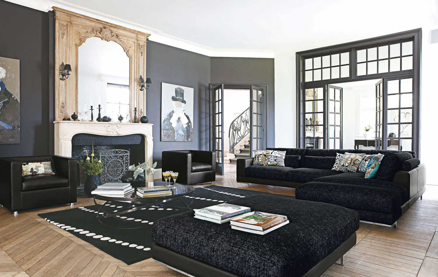 inspiration rooms living room living room inspiration 120 modern sofas by roche bobois 12929