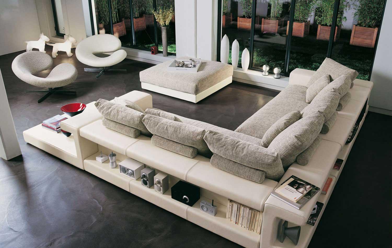 Living room inspiration 120 modern sofas by roche bobois part 2 3 - Salon de jardin roche bobois ...