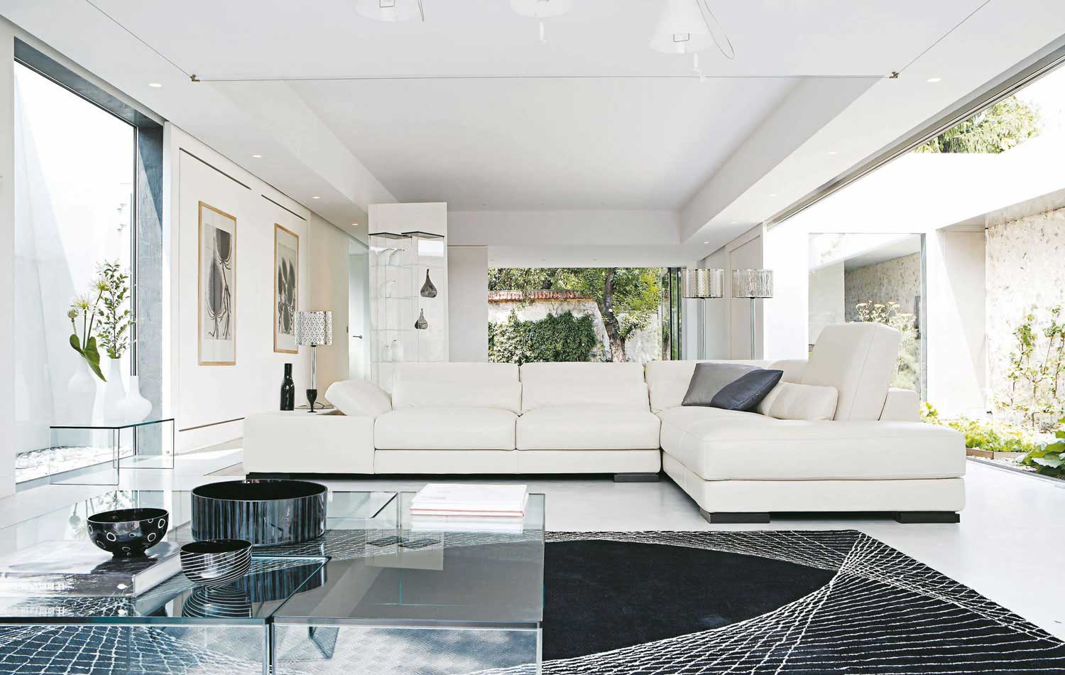 Living Room Inspiration: 120 Modern Sofas by Roche Bobois ...