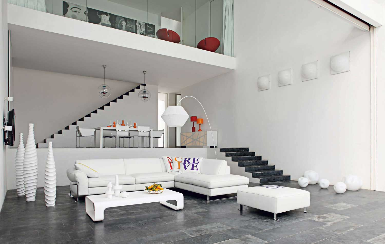 Living Room Inspiration: 120 Modern Sofas by Roche Bobois (Part 2/3 ...