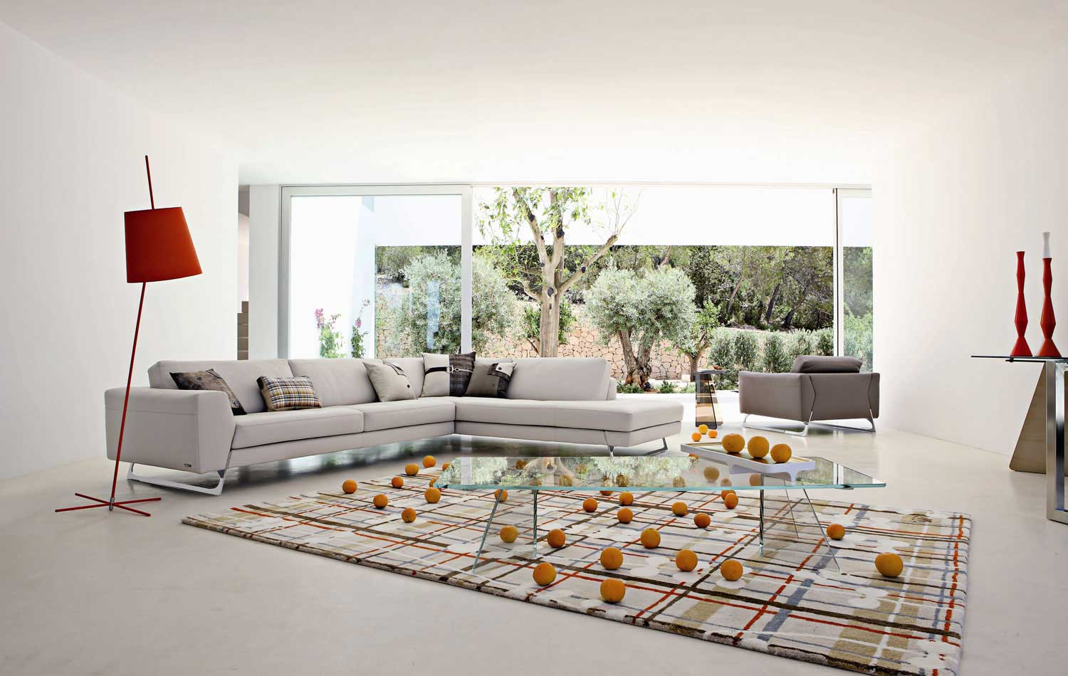 Living Room Inspiration 120 Modern Sofas by Roche Bobois (Part 3 3) Architecture& Design