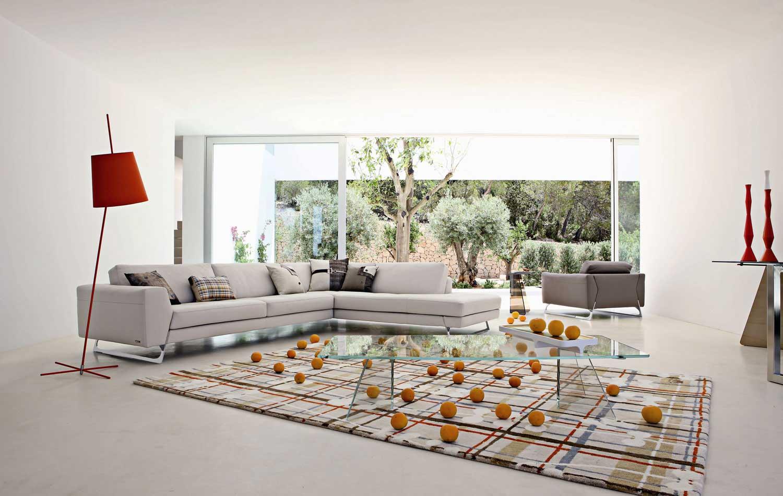 Living room inspiration 120 modern sofas by roche bobois part 3 3 architecture design - Eetkamer roche bobois ...