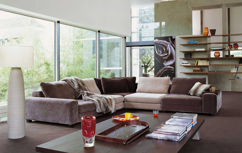 Living Room Inspiration: 120 Modern Sofas by Roche Bobois (Part 3/3 ...