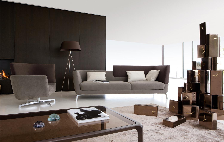 living room inspiration  modern sofas  roche bobois part  architecture design