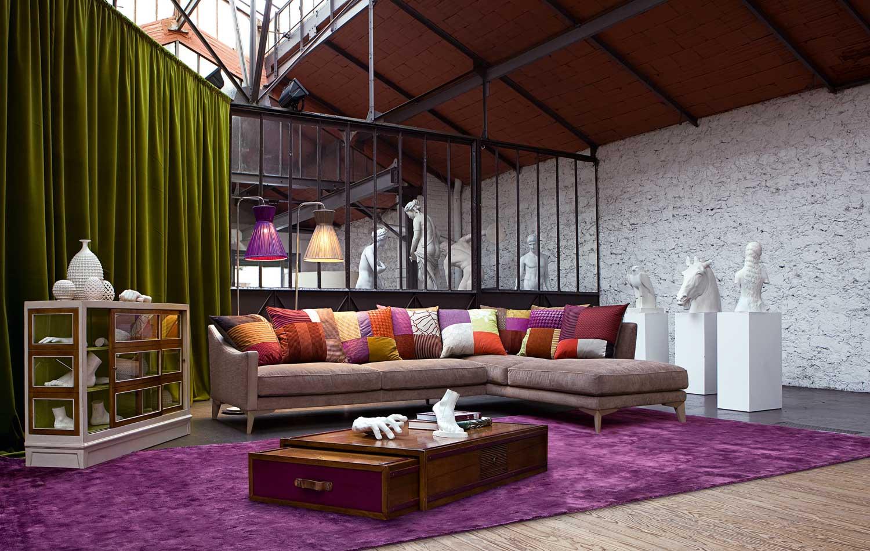Living Room: Living Room Inspiration: 120 Modern Sofas By Roche Bobois