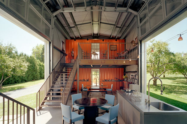Steel Containers Homes 22 most beautiful houses made from shipping containers