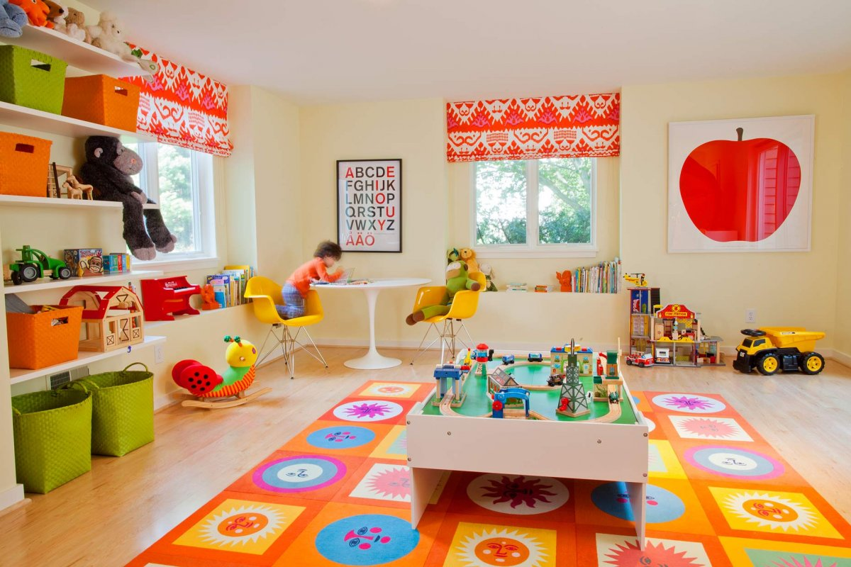 Best 25 Babies Rooms Ideas On Pinterest: 27 Great Kid's Playroom Ideas