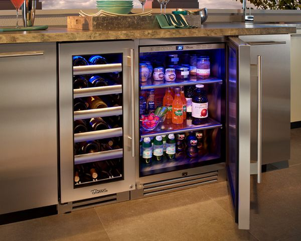 12 Undercounter Refrigerators The New Must Have In