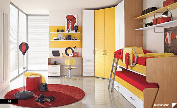 27 Stylish Ways To Decorate Your Children S Bedroom: 21 Beautiful Children's Rooms