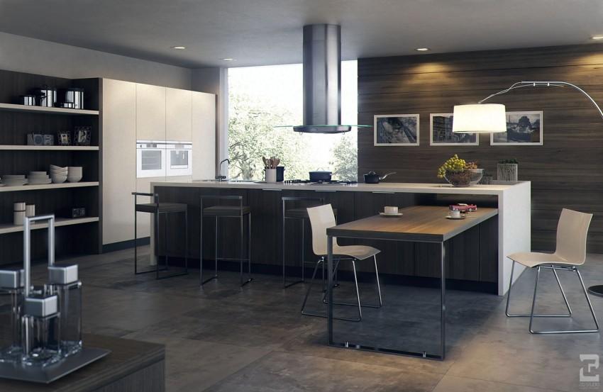 12-dark-wood-kitchen