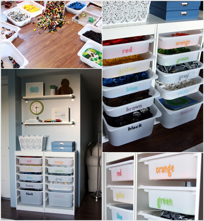 20 Clever Kids Playroom Organization Hacks And Ideas Architecture Amp Design