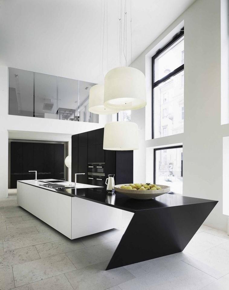 13-black-kitchen-countertop