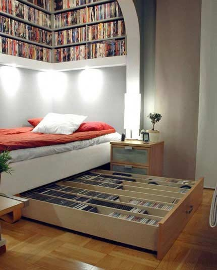 Small Bedroom Solutions 18 small bedroom decorating ideas | architecture & design
