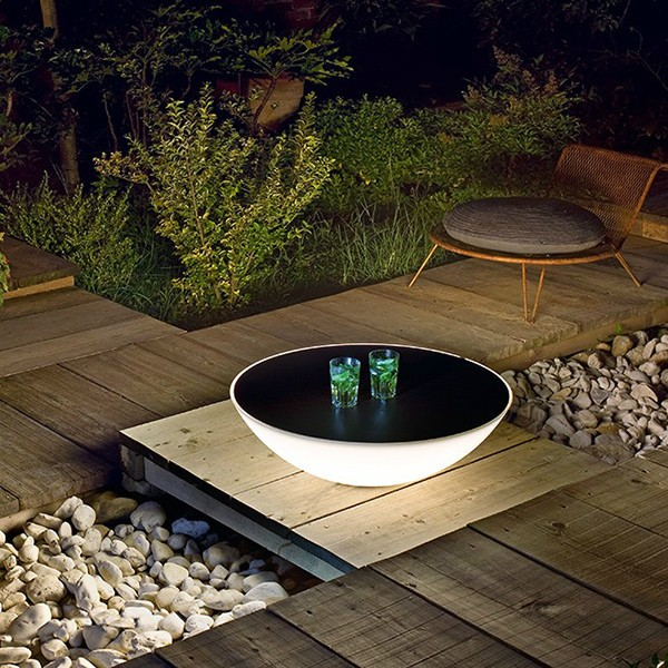 20 modern outdoor accessories for a perfect summer experience - Modern outdoor solar lights ...