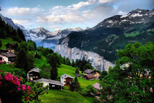 عکس زیبا از طبیعت خداوند