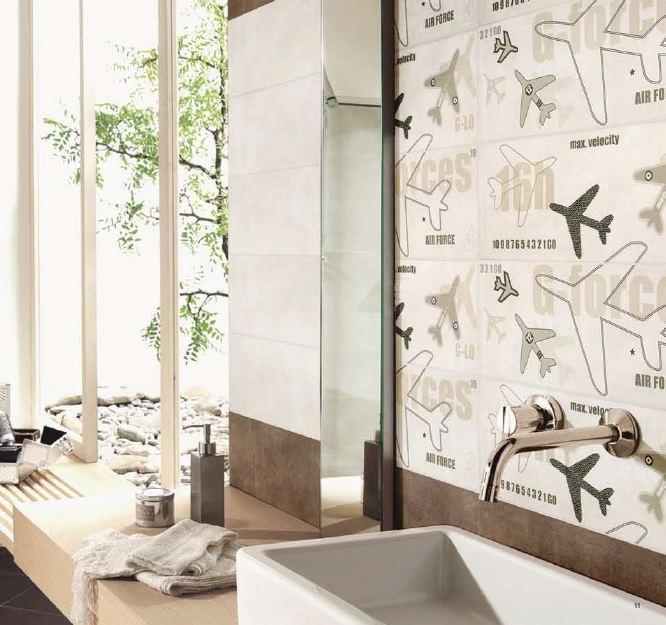 aviation inspired bathroom tile design 15