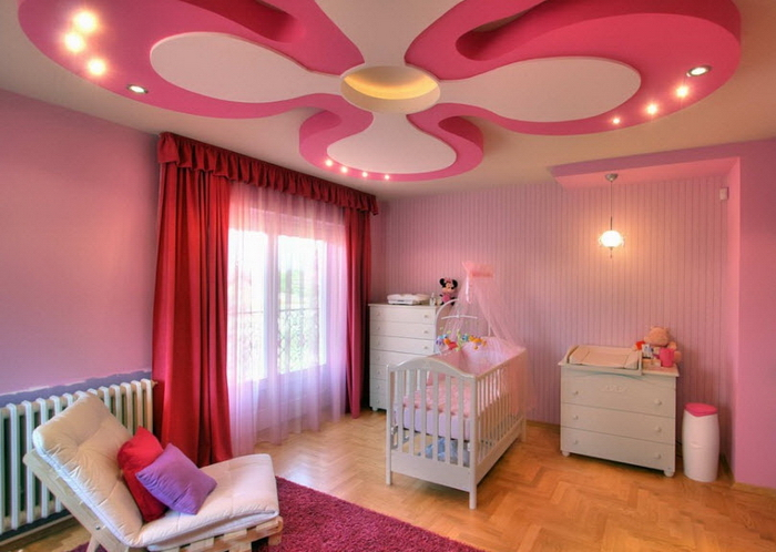 21 Cool Ceiling Designs That Turn Kids\' Bedrooms Into Fantasy Land ...