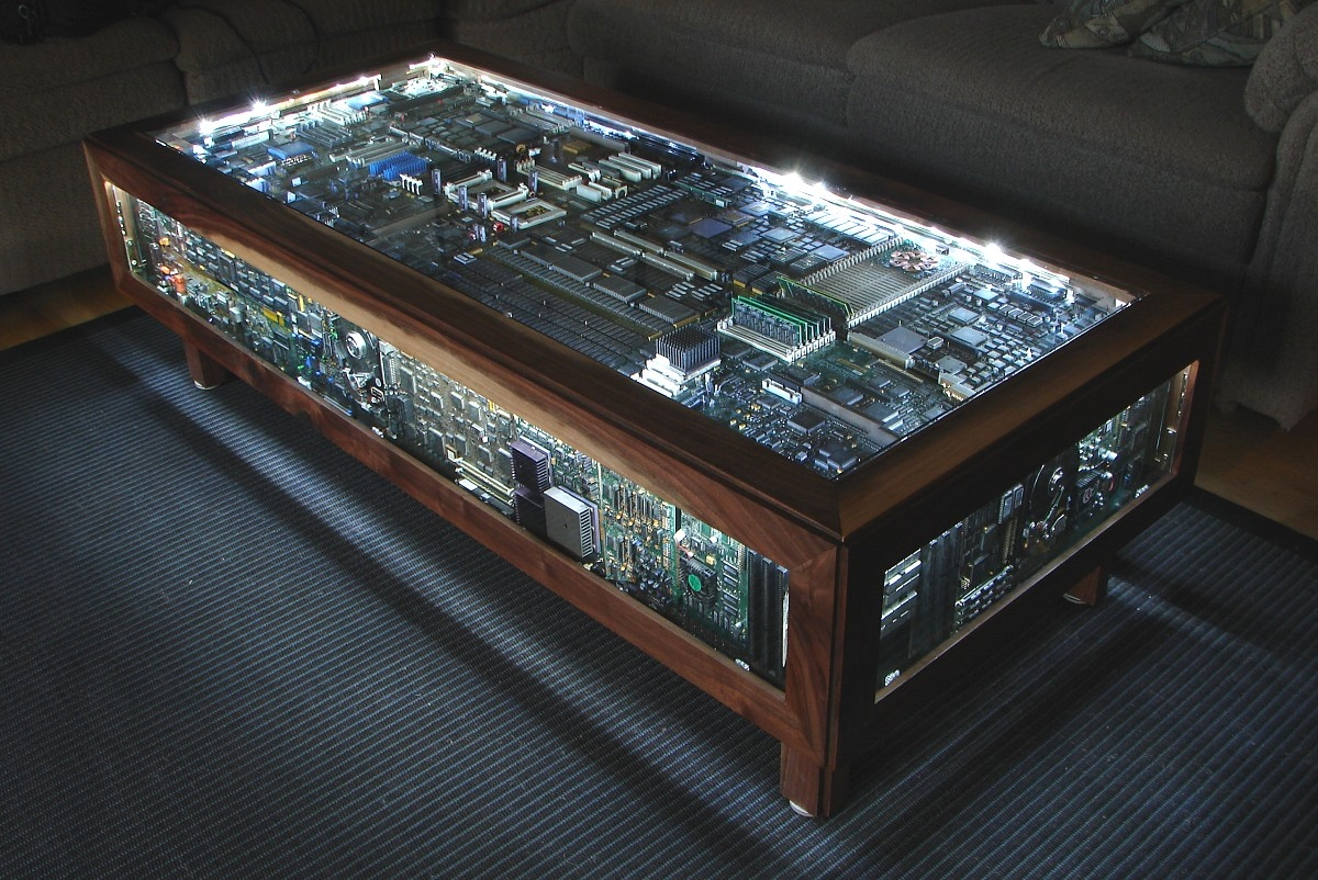 18 Computer Coffee Table