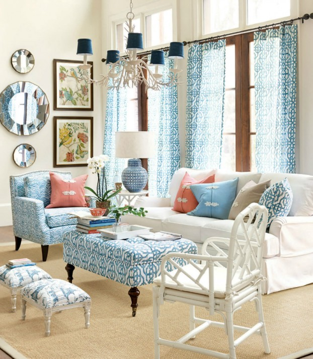 36 Charming Living Room Ideas | Architecture & Design