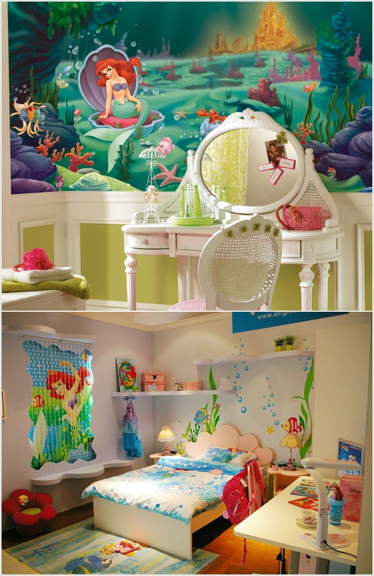 10 Adorable Disney Inspired Kids Room Ideas Architecture
