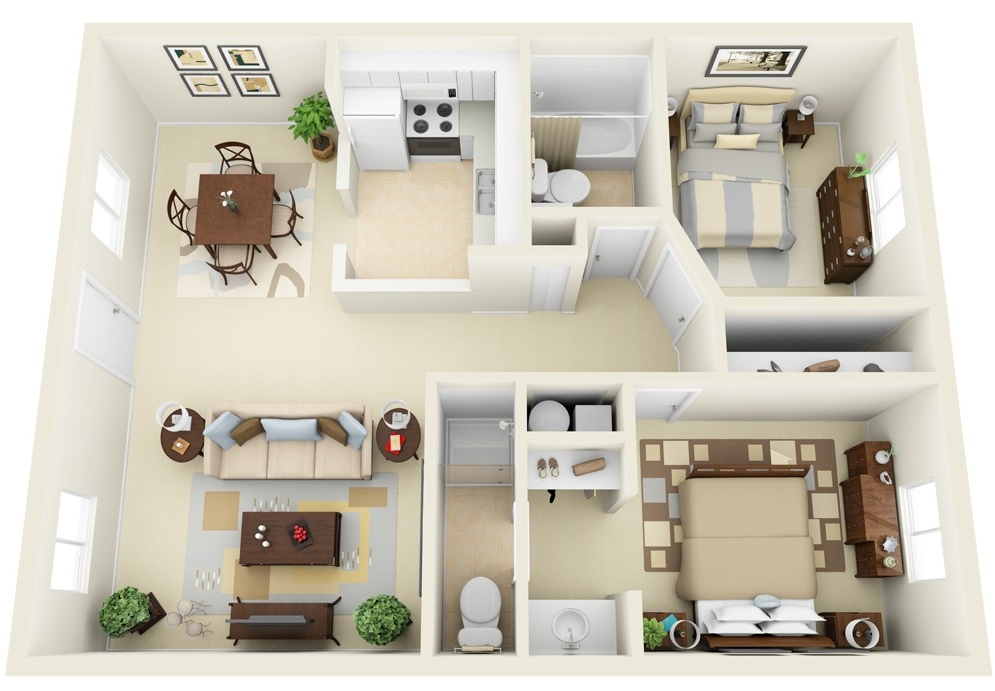 19-Two-Bedroom-Floor-Plan