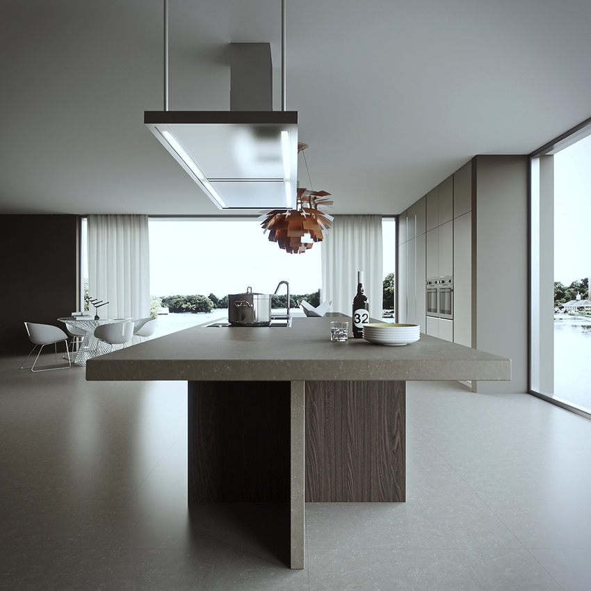 Kitchen Design Visualizer 20 elegant contemporary kitchen designs | architecture & design