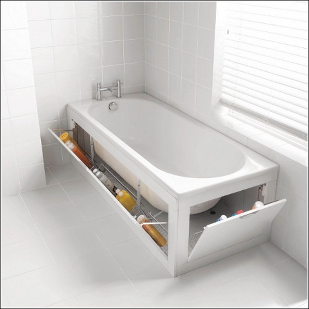 15 Clever Life Hacks for Bathroom Storage and Organization ...
