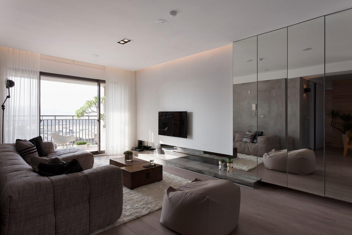 10 Tips How To Make Your Apartment Look Bigger   Architecture & Design