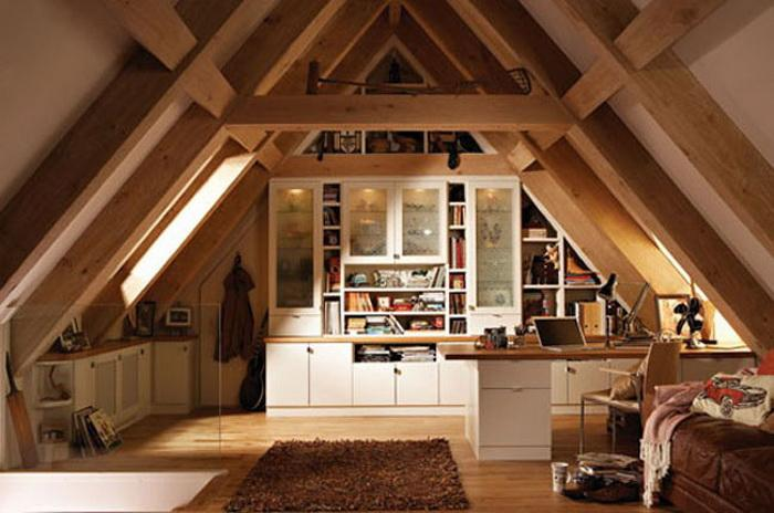 Lots Of People Would Say They Attic Apartments Not So Much E To Put Your Furniture Inside It Has Dark Rooms You Can Bang Head On The