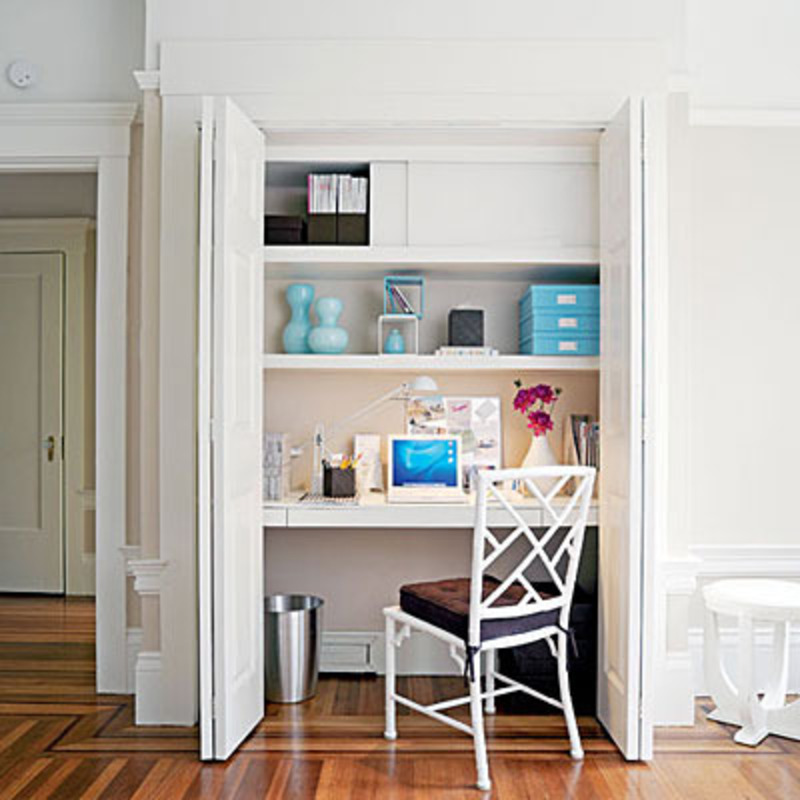 Apartment Office 11 awesome home office ideas for small apartments | architecture